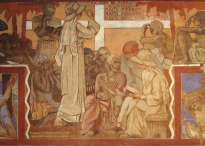 CHAPELLE DE ARRAS   Au nom du Père après restauration