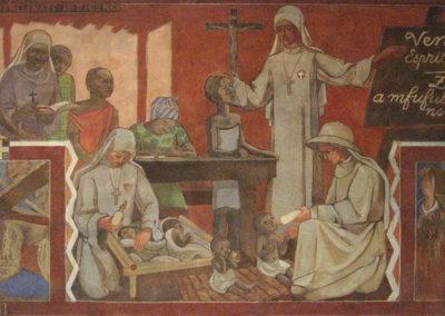 CHAPELLE DE ARRAS   Venez Esprit Saint après restauration