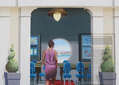 Casino Barrière Sainte Maxime | Arc 4