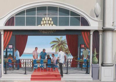 Casino Barrière Sainte Maxime | Arc central
