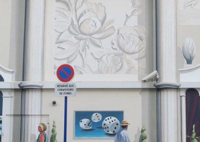 Casino Barrière Sainte Maxime | Bas-relief 3