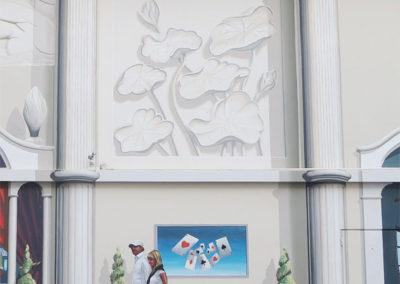 Casino Barrière Sainte Maxime | Bas-relief 4