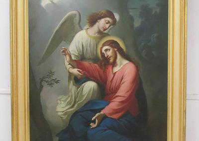 Le Christ après restauratio