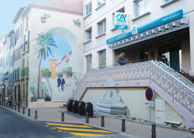 Solliès-Pont rue République
