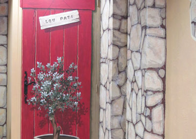 Solliès-Ville | Restaurant L'Olivier 02